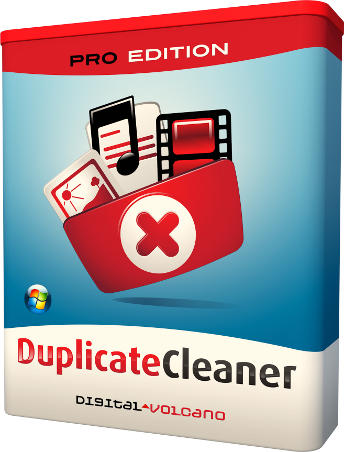 Duplicate Cleaner box
