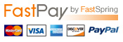 FastSpring secure payments logo