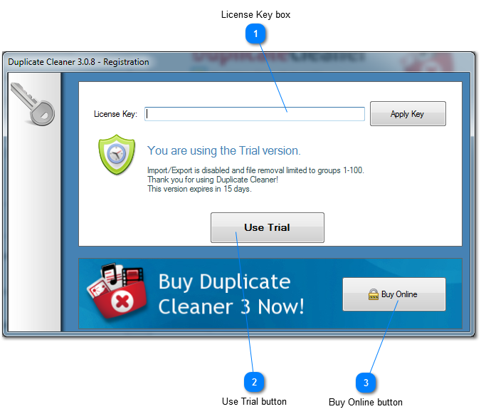 Duplicate Cleaner 4 License